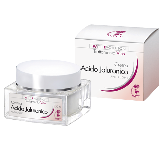 Crema viso Acido Jaluronico