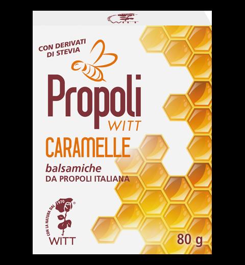 Caramelle balsamiche alla Propoli