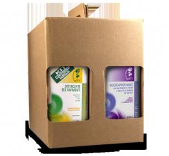 Kit detergenza, convenienza famiglia