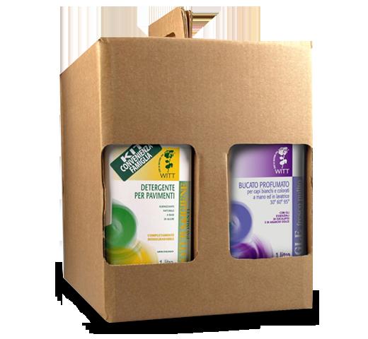 Kit Detergenza – Convenienza Famiglia