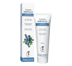 Crema al Mirtillo