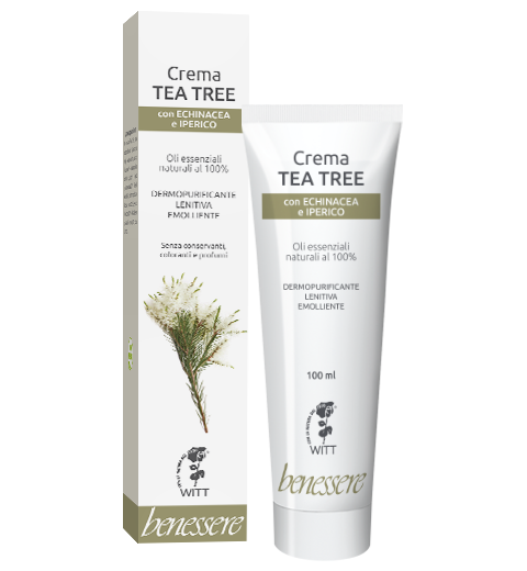 Crema al Tea Tree