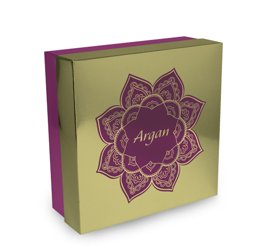 Cofanetto Regalo Argan – Olio Puro Argan e Crema Viso Argan