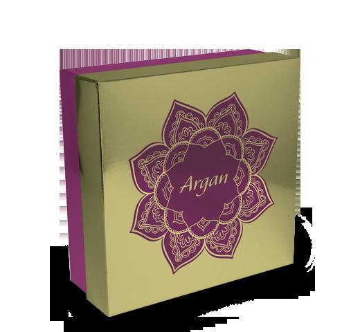 Cofanetto Regalo Argan – Olio Puro Argan e Olio Massaggio Argan