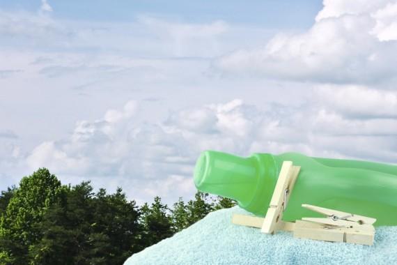 I detersivi ecologici? La miglior difesa dell'ambiente sta nella nostra testa