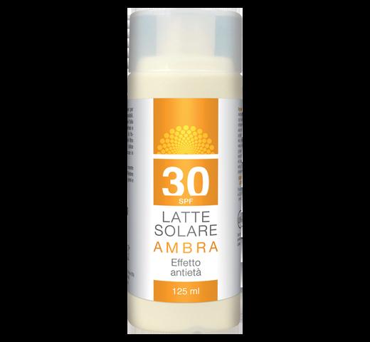 Latte Solare Ambra – SPF 30