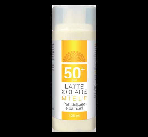 Latte Solare Miele – SPF 50+