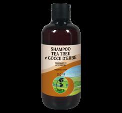 Shampoo Tea Tree e Gocce d''Erbe
