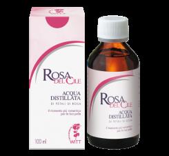 Acqua Distillata Rosa del Cile