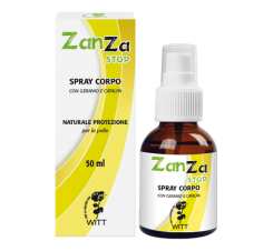 Spray Corpo Zanzastop