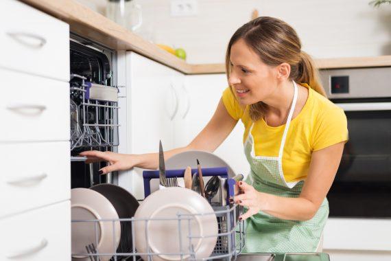 Il lavaggio delle stoviglie