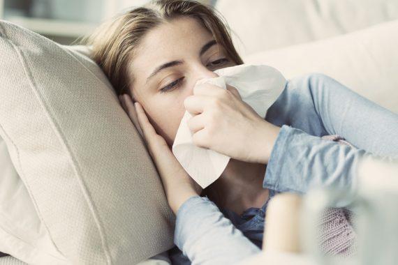 Cambio di stagione: i primi raffreddori!